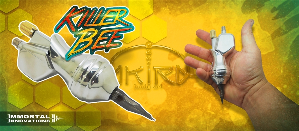KILLER BEE - Rotary Tattoo Machines