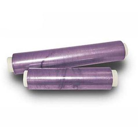 Transparent roll film
