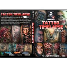 TATTOO TIMELAPSE Vol1 de Sullen TV