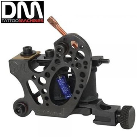 DM Binaural Black Iron w/Holes Liner