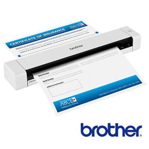 Mobile Scanner by BROTHER