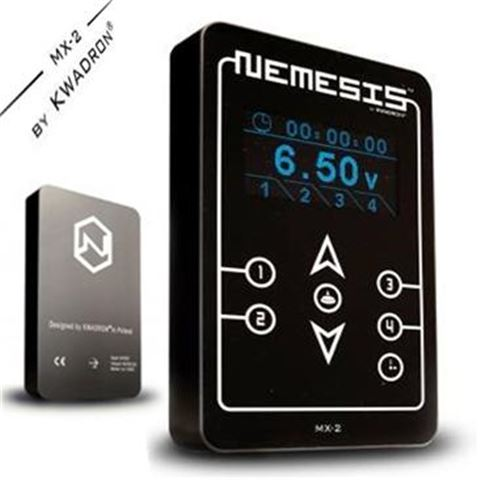 NEMESIS MX-2 - Touch Screen