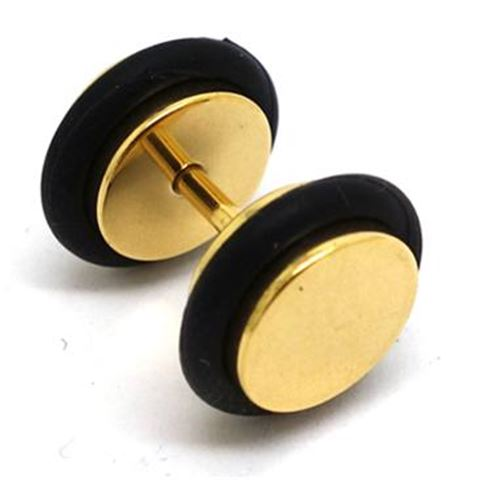 Golden Fake Plug