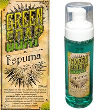 GREEN SOAP en Espuma
