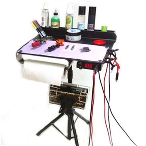 Portable Tattoo Station