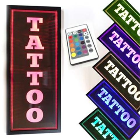 DISPLAY-LED Vertical - TATTOO