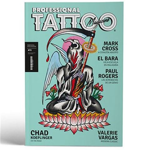 Professional Tattoo Magazine Num 2