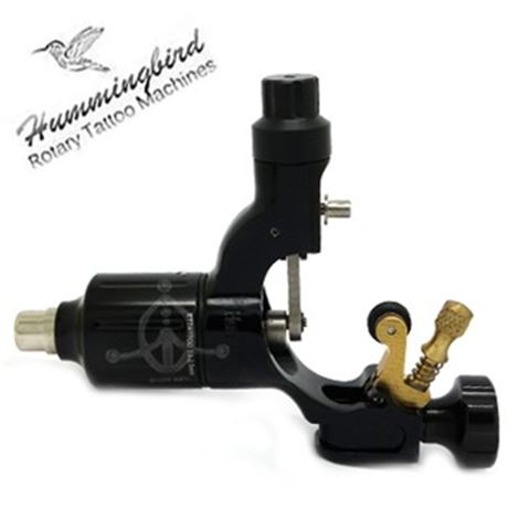 HUMMINGBIRD Rotary tattoo machine V2B - BLACK