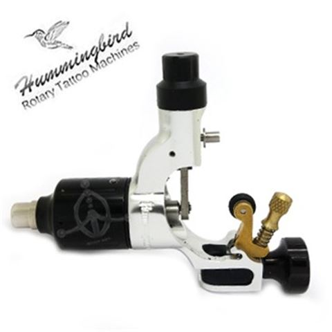 HUMMINGBIRD Rotary tattoo machine V2B - SILVER