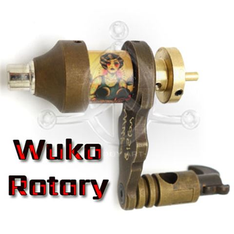 WUKO Rotary Machine – Retro Design
