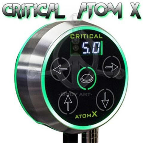 ATOMX Power Supply by CRITICAL