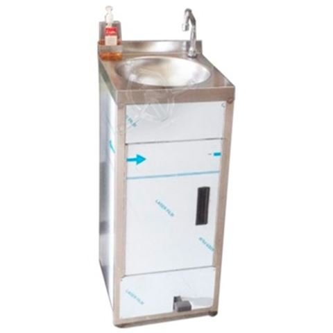 Portable washbasin system
