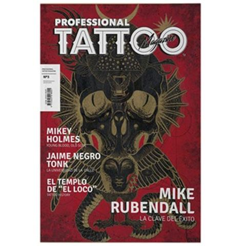 Professional Tattoo Magazine Num 3