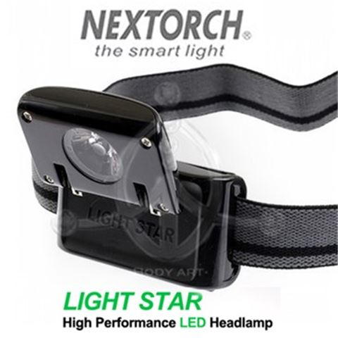 Linterna Frontal Light-Star