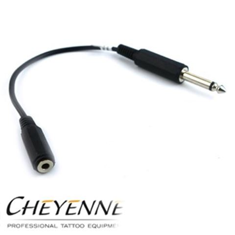Cheyenne Hawk Headphone Plug