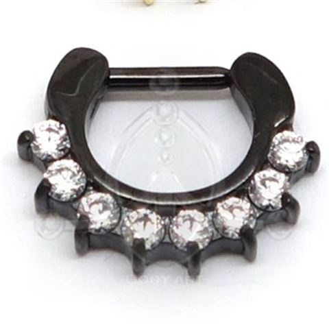 Jeweled Septum SEPA33-N