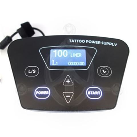 TOUCH-PAD power supply