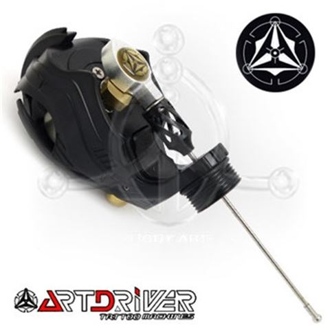 Rotativa S-POWER BLACK MATE