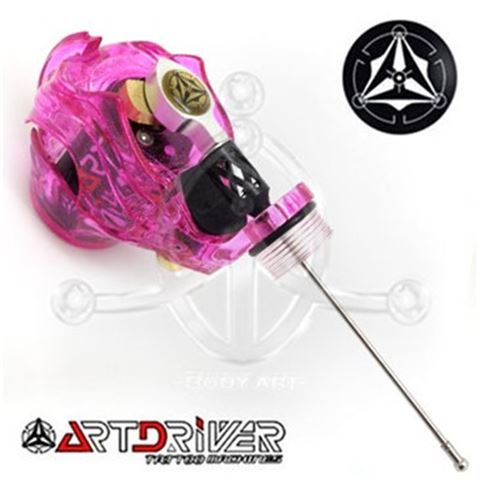 Rotativa F-POWER CUSTOM PINK