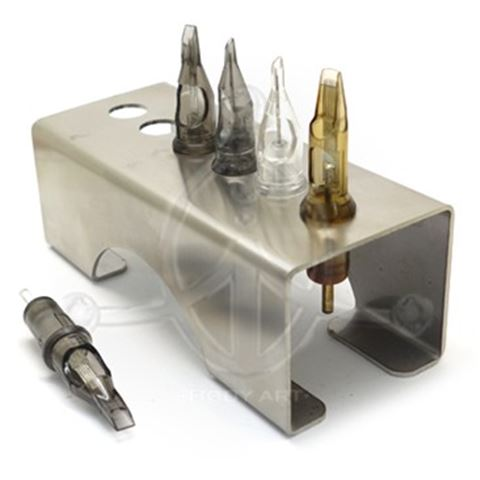 Steel Holder for Cartridges