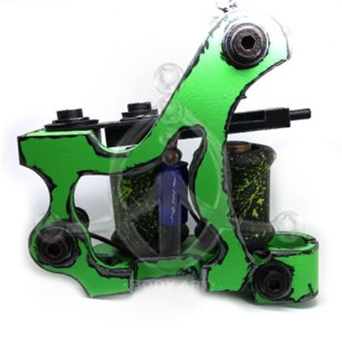 Decorative Tattoo Machine GREEN