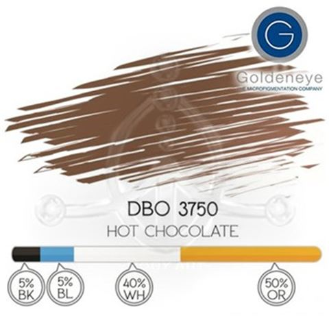 HOT CHOCOLATE 8ml - DBO 3750
