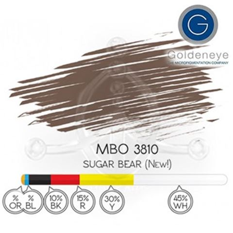 SUGAR BEAR 8ml - MBO 3810