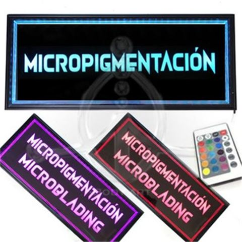 DISPLAY-LED Horizontal – Micro4