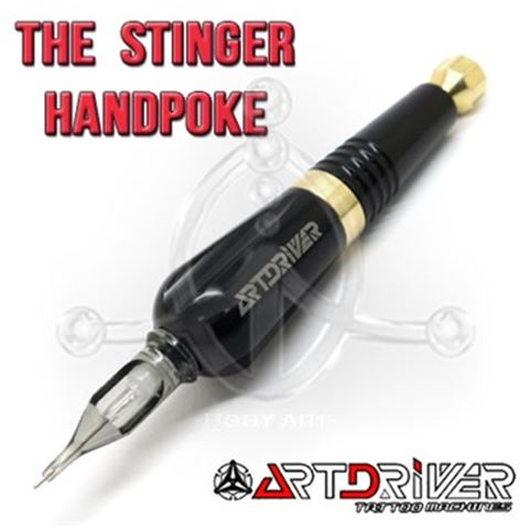 The Stinger Hand-Poked tool Artdriver