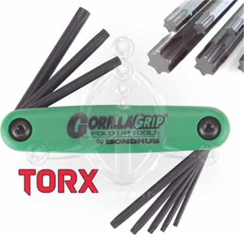 GorillaGrip Torx Tool by Bondhus