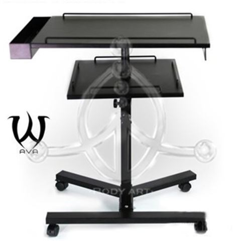 Double-Deck Tattoo Working Table