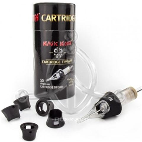 TIPGRIP for Cartridge Needles