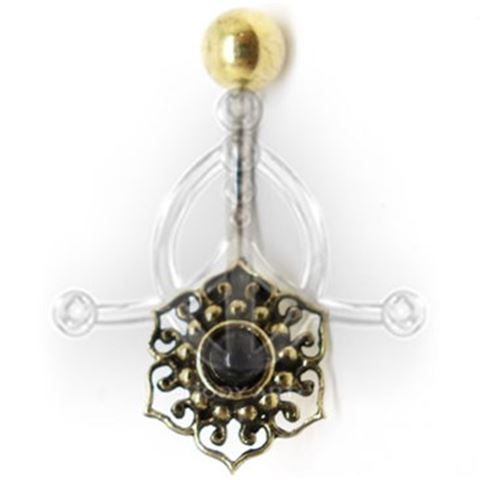 MANDALA-F Ethnic Belly Bar