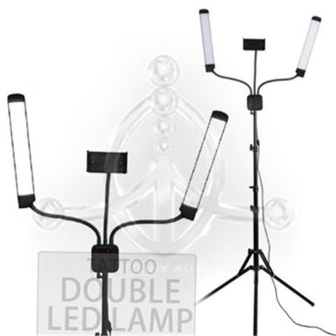 Double Arm LED lamp