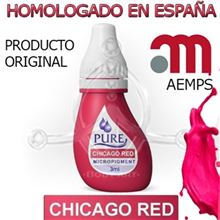 Pigmento Pure CHICAGO RED