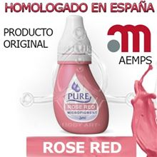 Pigmento Pure ROSE RED