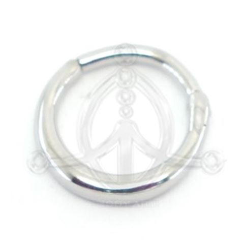 Septum BIG SILVER RING