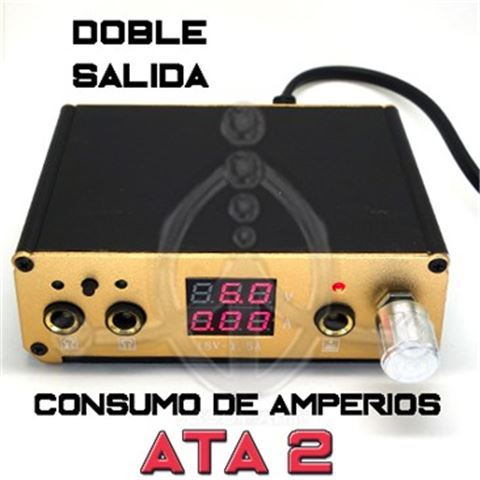 Dual Mini-Power Supply ATA2