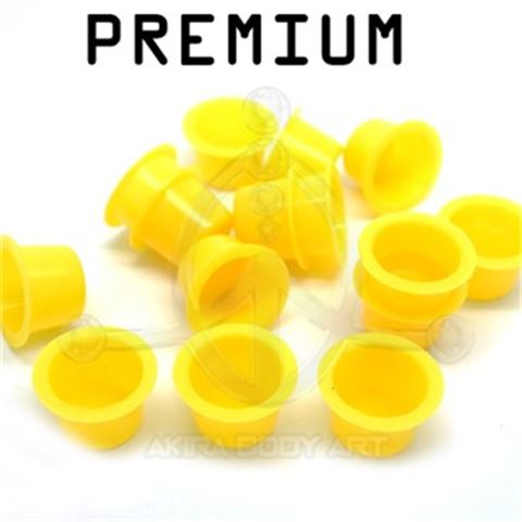Caps sin base - YELLOW