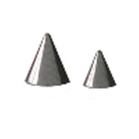 Surgical Steel Basic Cone