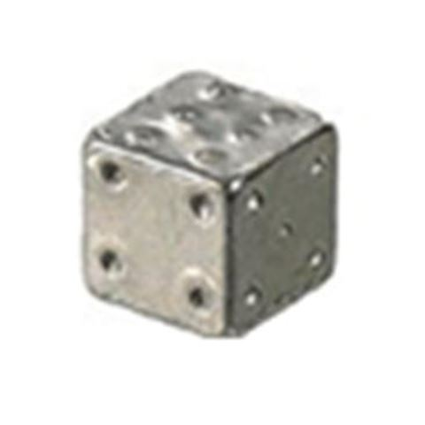 Dice of Surgical Steel